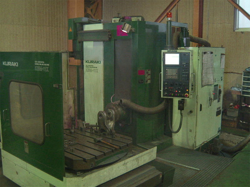 倉敷機械 KBM-11X