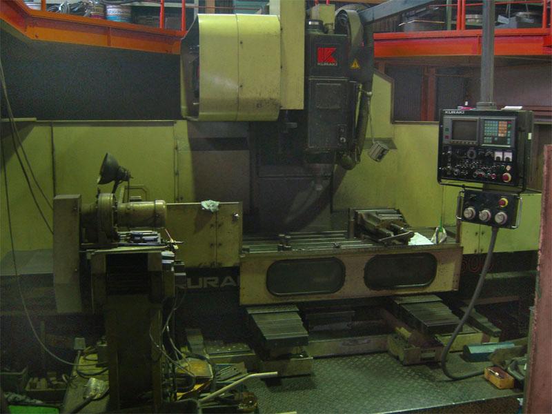倉敷機械 KV-1600