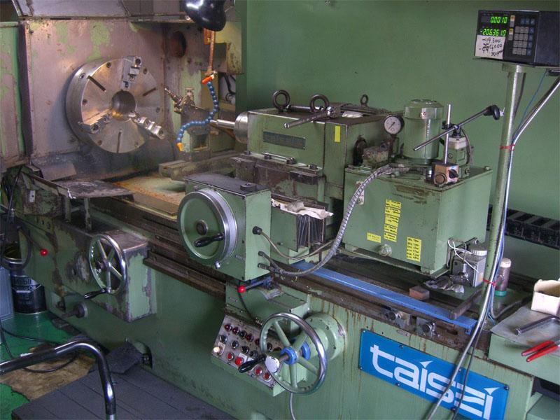 GRI-1000B 内面研削盤 大成機械